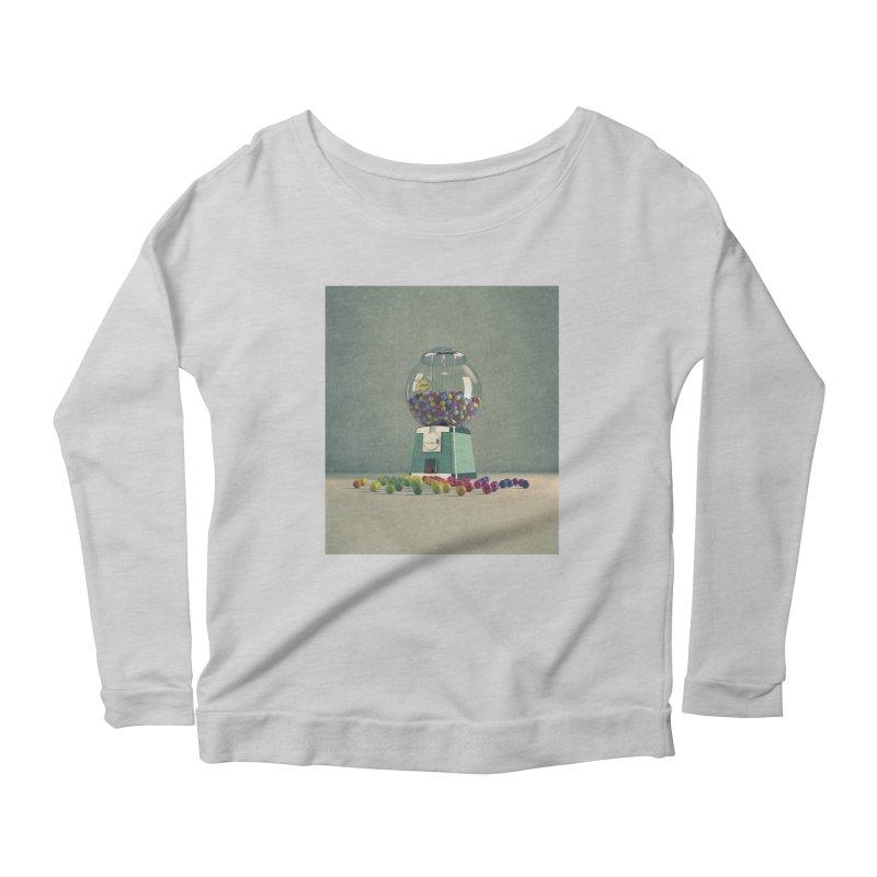 World Is Better Without Intolerance Women's Scoop Neck Longsleeve T-Shirt by nickmanofredda's Artist Shop