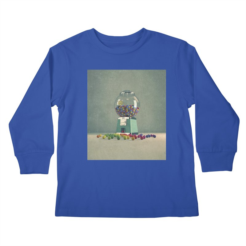 World Is Better Without Intolerance Kids Longsleeve T-Shirt by nickmanofredda's Artist Shop