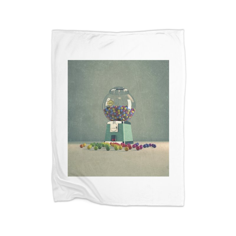 World Is Better Without Intolerance Home Blanket by nickmanofredda's Artist Shop