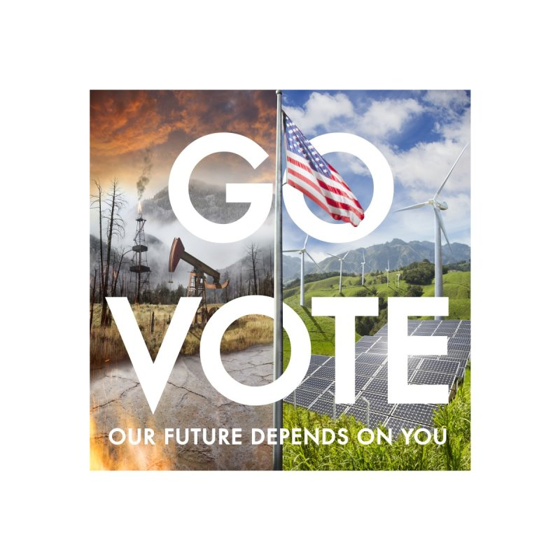 Go Vote by Nick Pedersen - Artist Shop