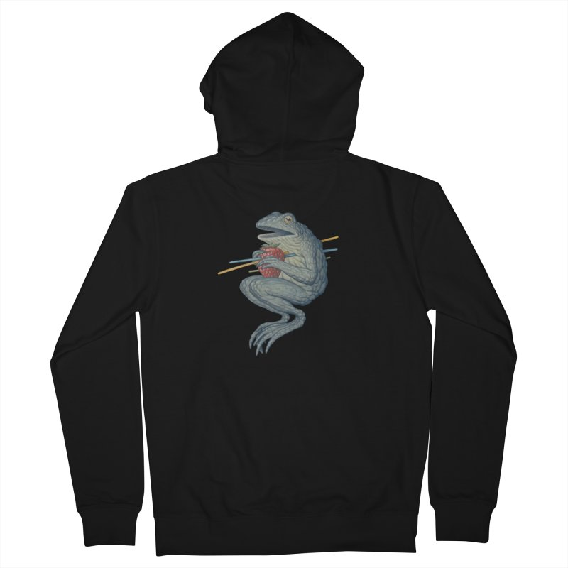 The Hover Women's French Terry Zip-Up Hoody by Nick Sheehy's Artist Shop