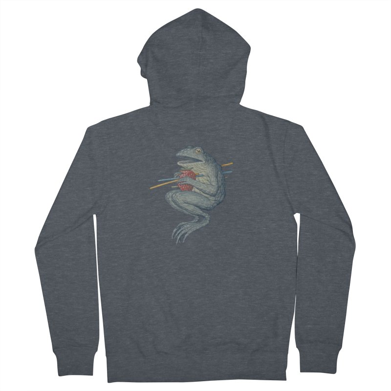 The Hover Men's Zip-Up Hoody by Nick Sheehy's Artist Shop
