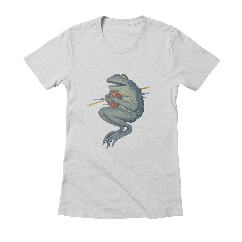 The Hover Women's T-Shirt by Nick Sheehy's Artist Shop