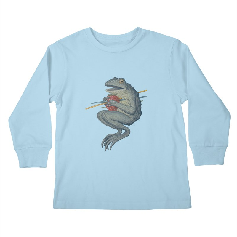 The Hover Kids Longsleeve T-Shirt by Nick Sheehy's Artist Shop
