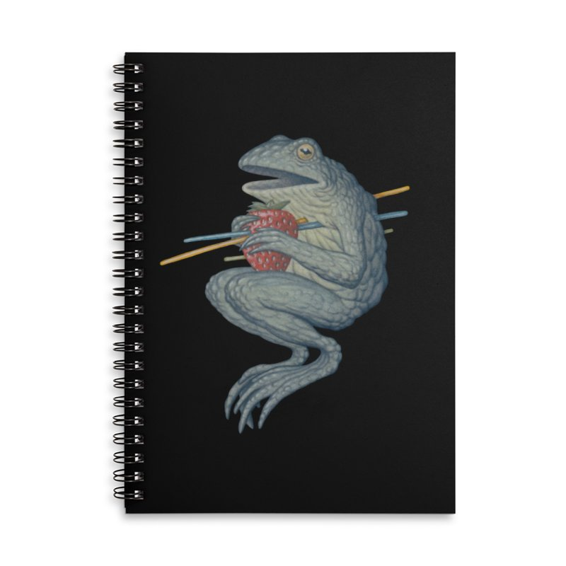 The Hover Accessories Notebook by Nick Sheehy's Artist Shop