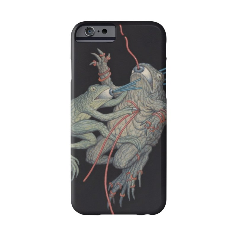 The Needle Accessories Phone Case by Nick Sheehy's Artist Shop