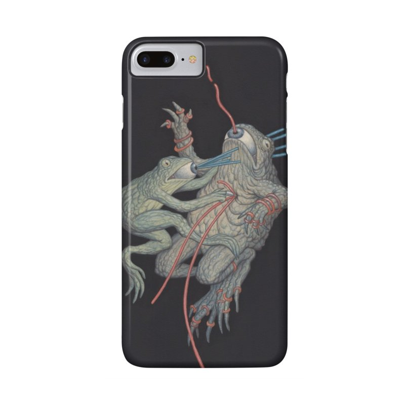 The Needle in iPhone 7 Plus Phone Case Slim by Nick Sheehy's Artist Shop