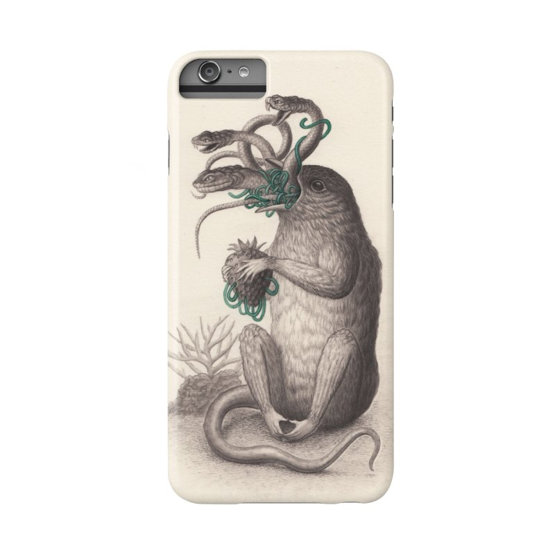 The Feeding Accessories Phone Case by Nick Sheehy's Artist Shop
