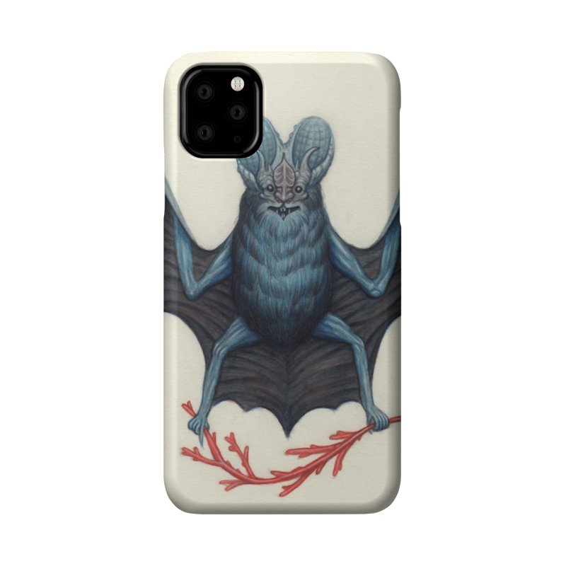 The Bat Accessories Phone Case by Nick Sheehy's Artist Shop