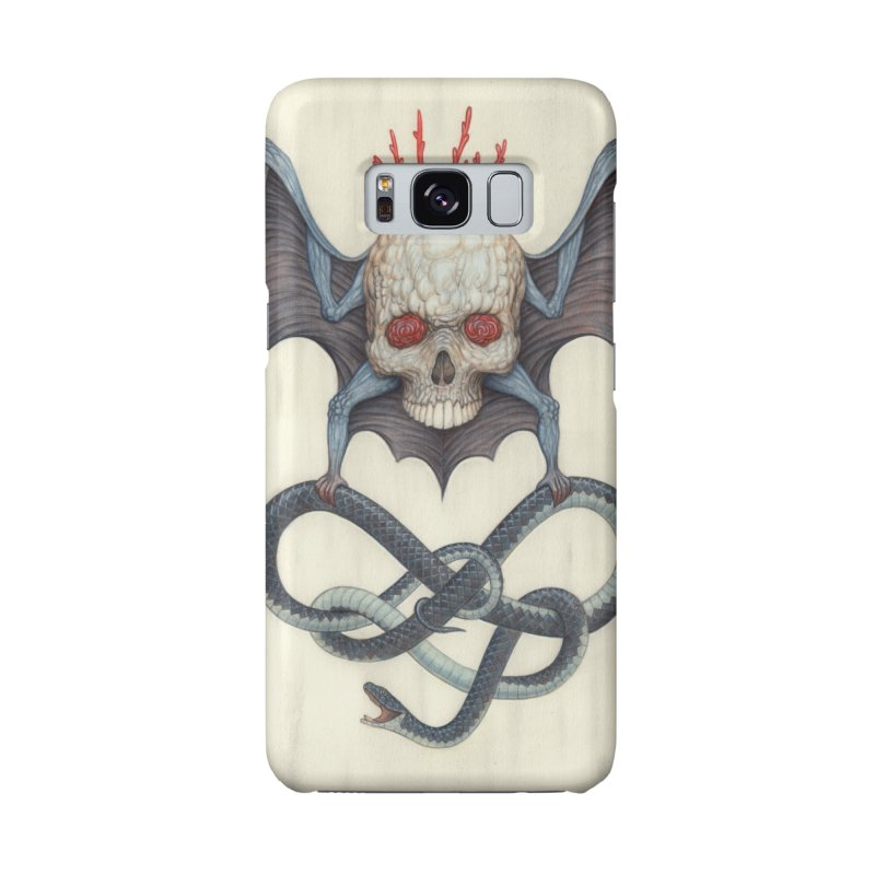 Muscle Bat Accessories Phone Case by Nick Sheehy's Artist Shop