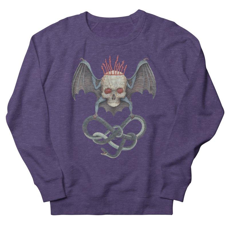 Muscle Bat Men's Sweatshirt by Nick Sheehy's Artist Shop