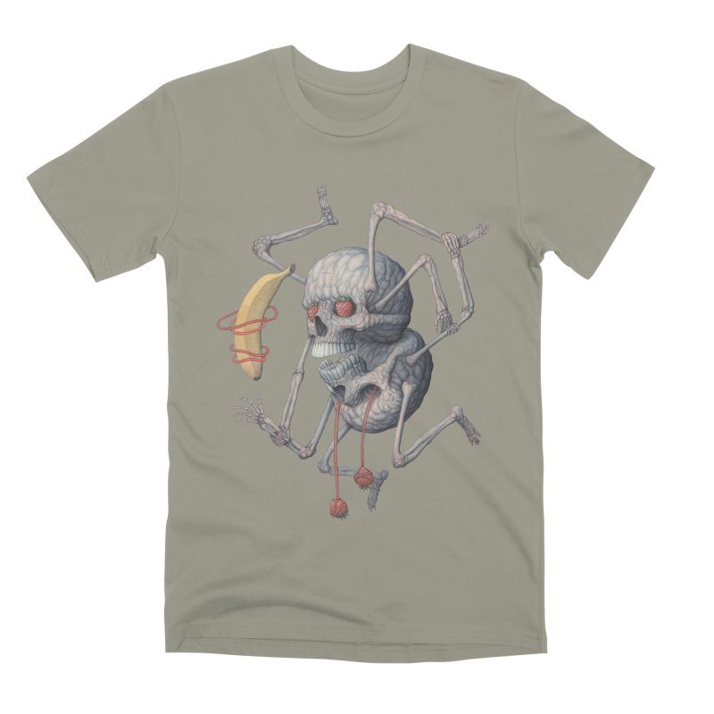 As Above, So Below Men's T-Shirt by Nick Sheehy's Artist Shop