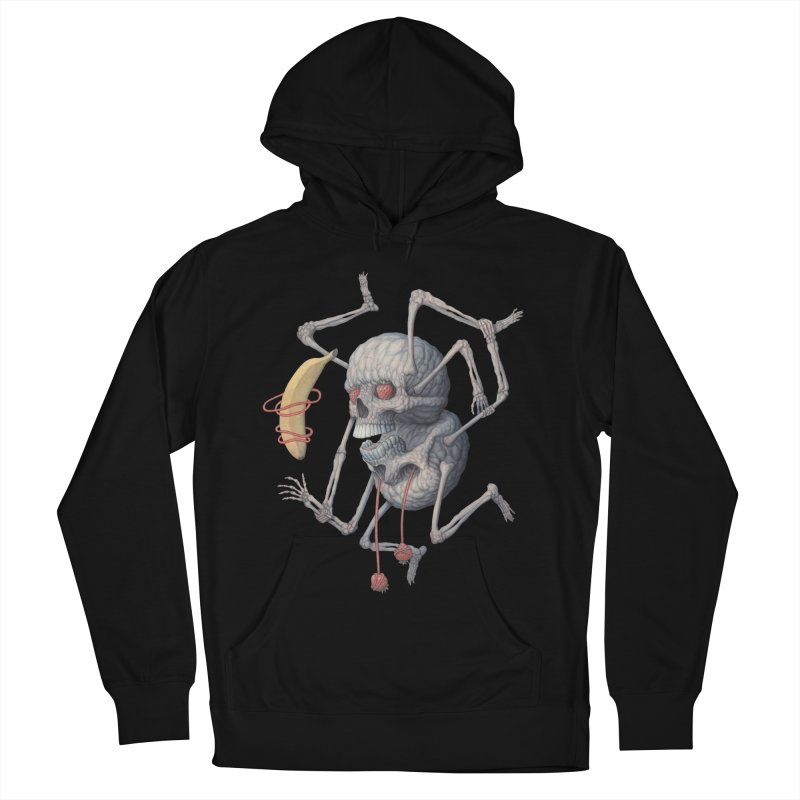 As Above, So Below Women's French Terry Pullover Hoody by Nick Sheehy's Artist Shop