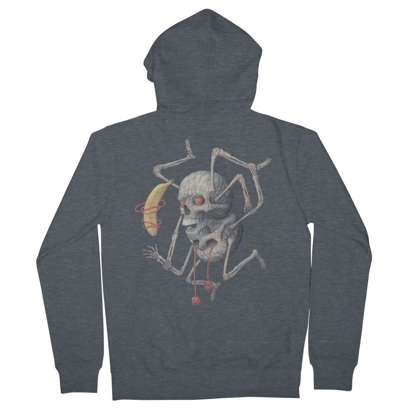 As Above, So Below Men's Zip-Up Hoody by Nick Sheehy's Artist Shop