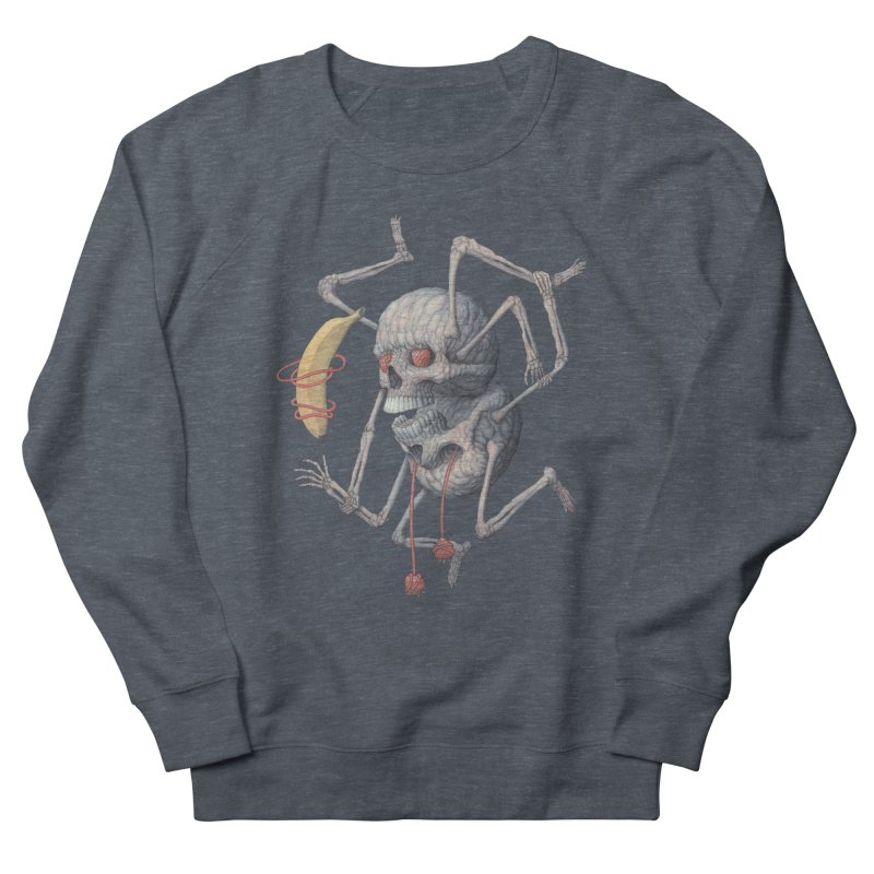 As Above, So Below Women's French Terry Sweatshirt by Nick Sheehy's Artist Shop