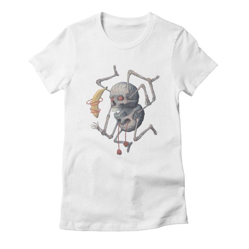 As Above, So Below Women's T-Shirt by Nick Sheehy's Artist Shop