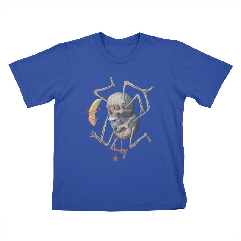 As Above, So Below Kids T-Shirt by Nick Sheehy's Artist Shop