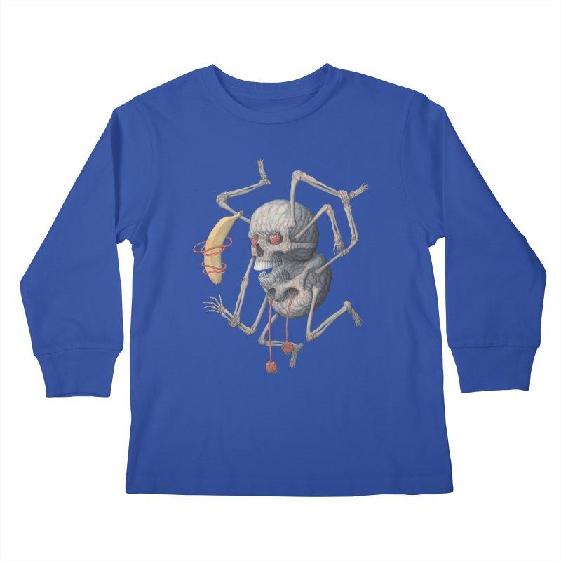 As Above, So Below Kids Longsleeve T-Shirt by Nick Sheehy's Artist Shop