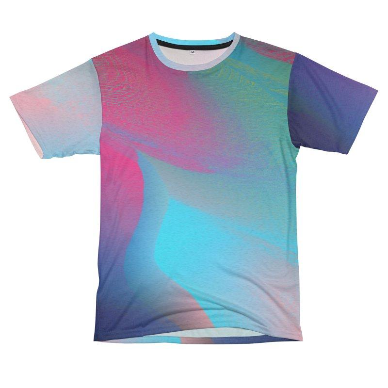 Stifle (Pixel Ocean) Men's Cut & Sew by nicksimmons's Artist Shop