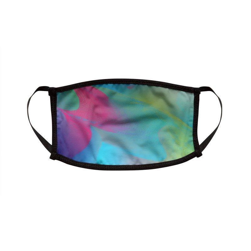 Stifle (Pixel Ocean) Accessories Face Mask by nicksimmons's Artist Shop