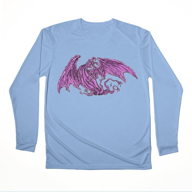 Elder Thing Men's Longsleeve T-Shirt by Nick the Hat
