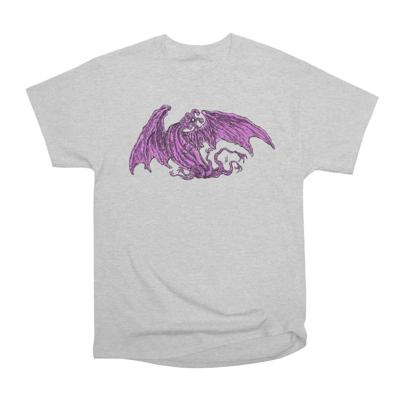 Elder Thing Men's T-Shirt by Nick the Hat