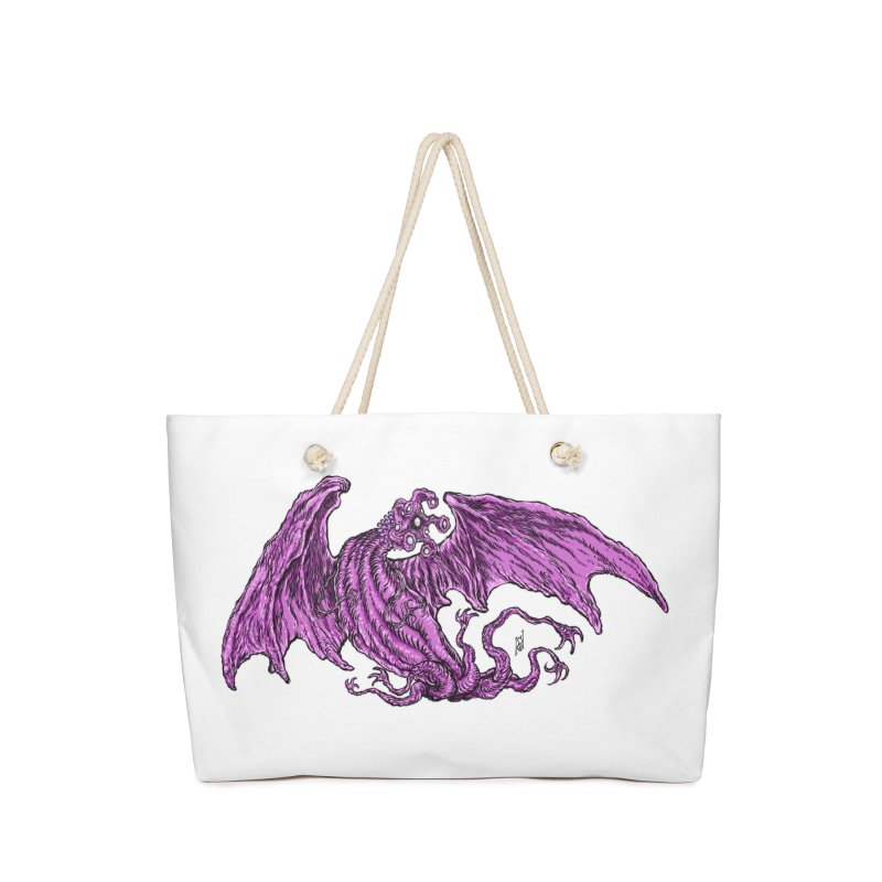 Elder Thing Accessories Bag by Nick the Hat