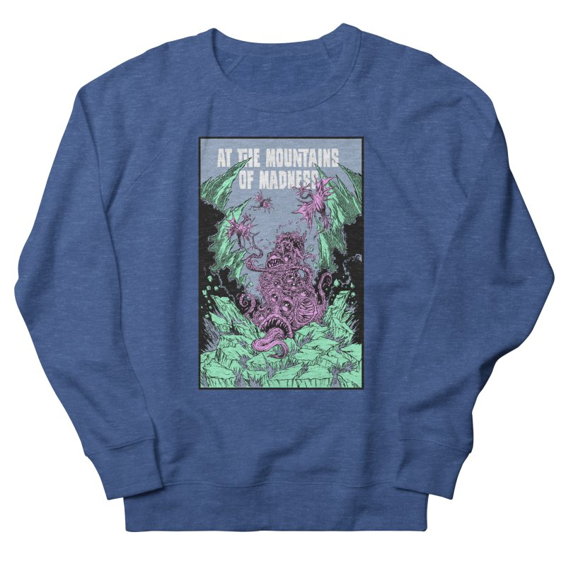 At The Mountains of Madness Women's Sweatshirt by Nick the Hat