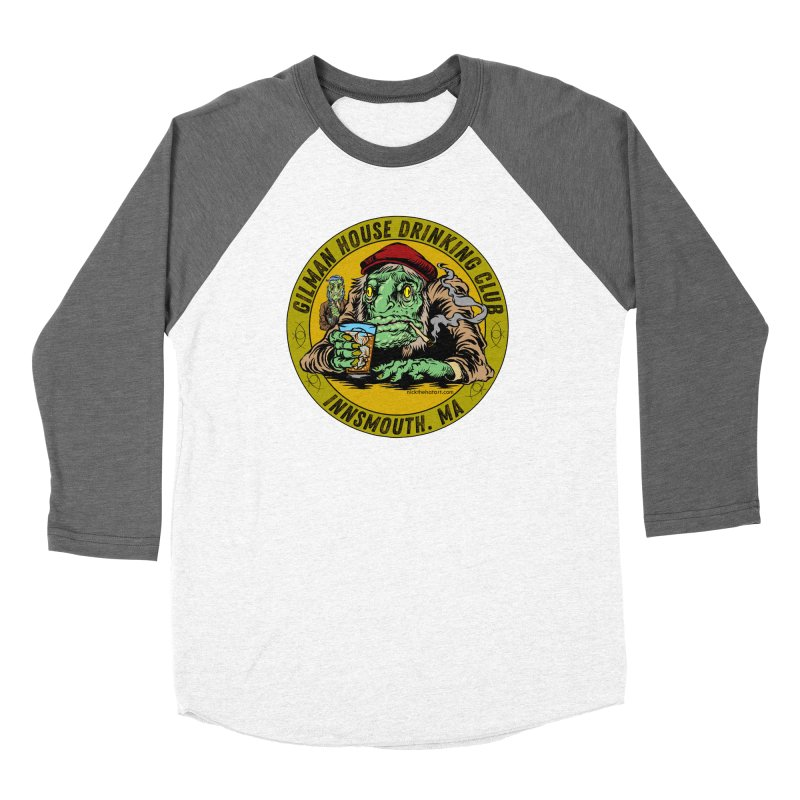 Gilman House Drinking Club Women's Longsleeve T-Shirt by Nick the Hat