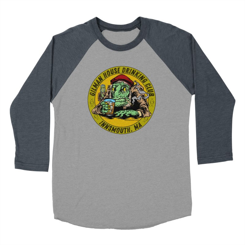 Gilman House Drinking Club Women's Longsleeve T-Shirt by Nick the Hat