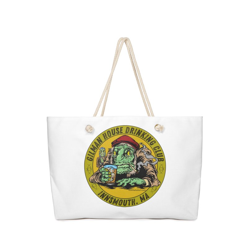 Gilman House Drinking Club Accessories Bag by Nick the Hat