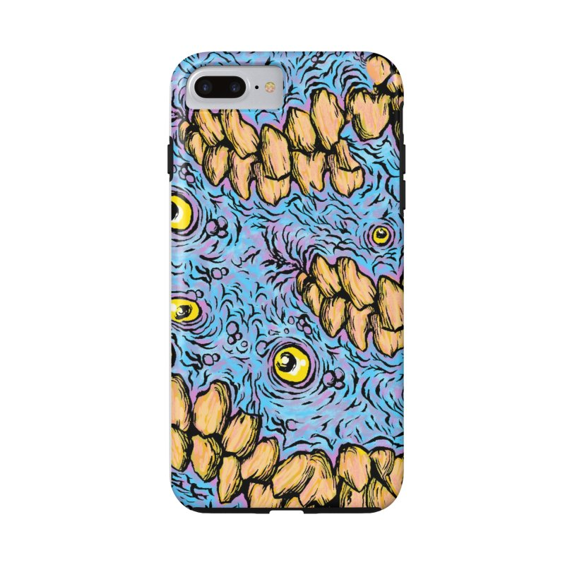 Shoggoth Accessories Phone Case by Nick the Hat