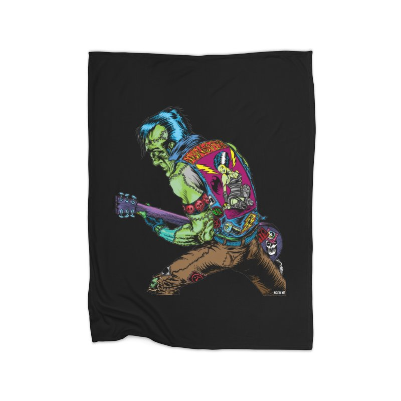 Rockenstein Home Blanket by Nick the Hat