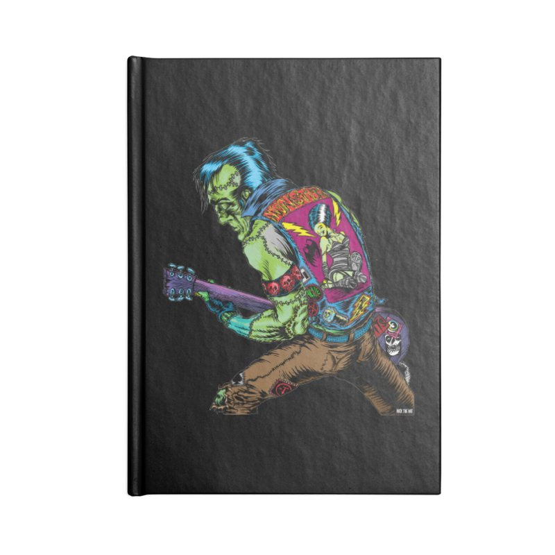 Rockenstein Accessories Notebook by Nick the Hat