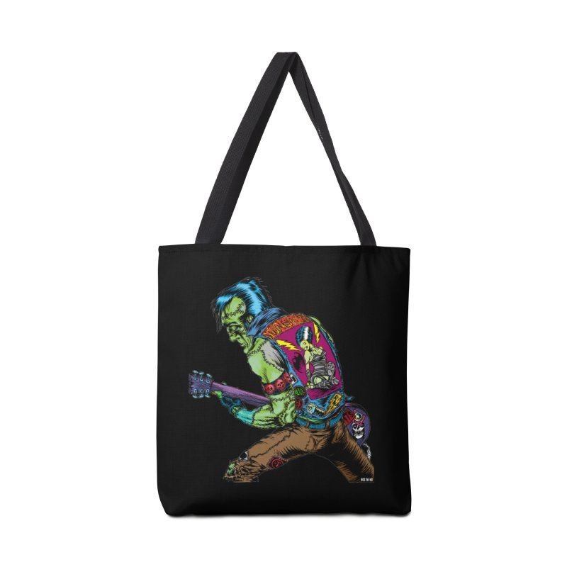 Rockenstein Accessories Tote Bag Bag by Nick the Hat