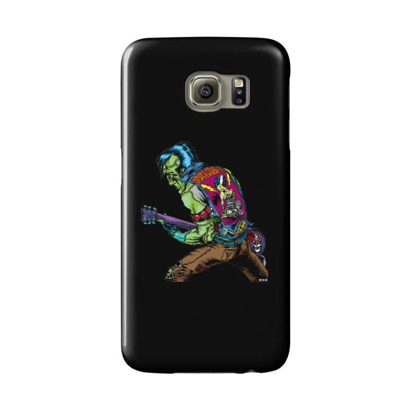 Rockenstein Accessories Phone Case by Nick the Hat