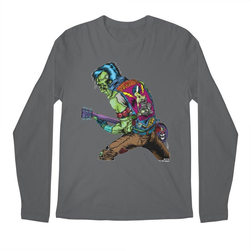 Rockenstein Men's Longsleeve T-Shirt by Nick the Hat
