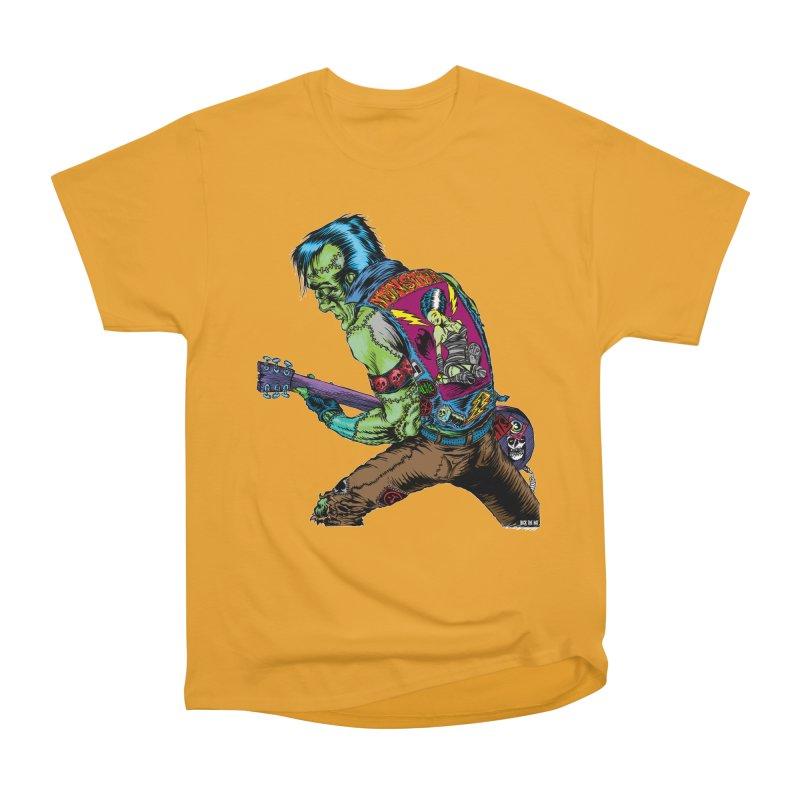 Rockenstein Men's Classic T-Shirt by Nick the Hat