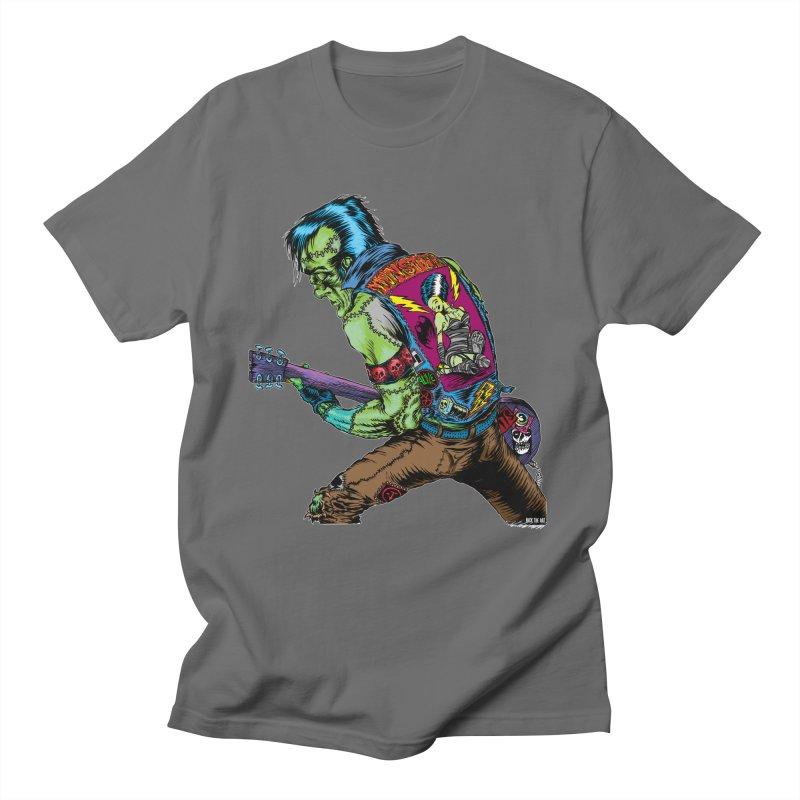 Rockenstein Men's T-Shirt by Nick the Hat