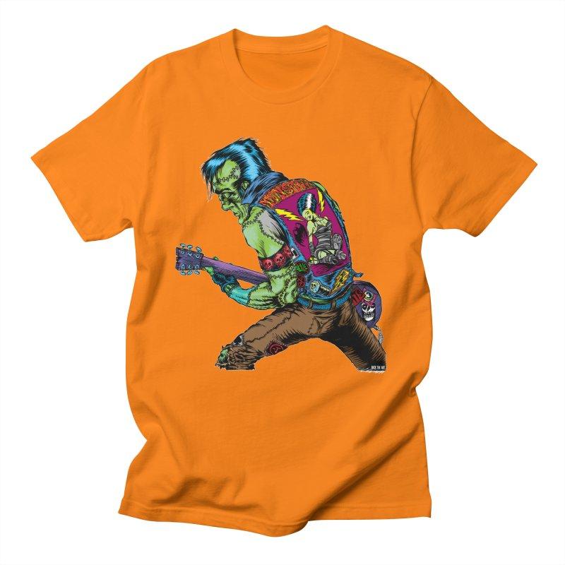 Rockenstein Women's T-Shirt by Nick the Hat