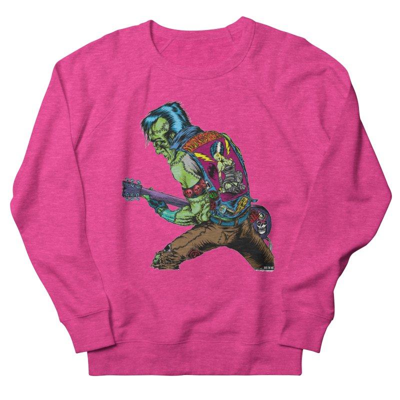 Rockenstein Men's Sweatshirt by Nick the Hat