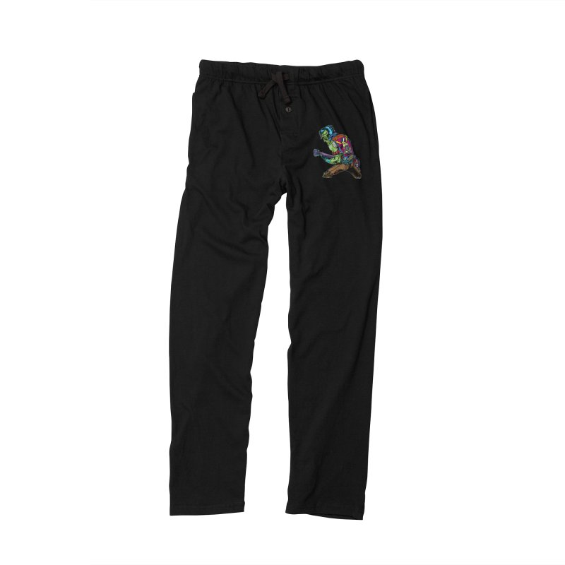 Rockenstein Men's Lounge Pants by Nick the Hat