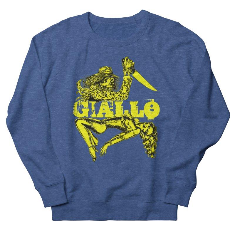 Giallo Women's Sweatshirt by Nick the Hat