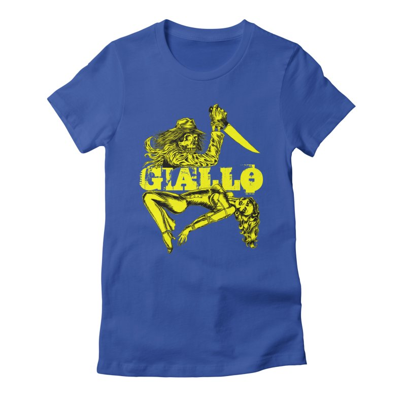 Giallo Women's T-Shirt by Nick the Hat