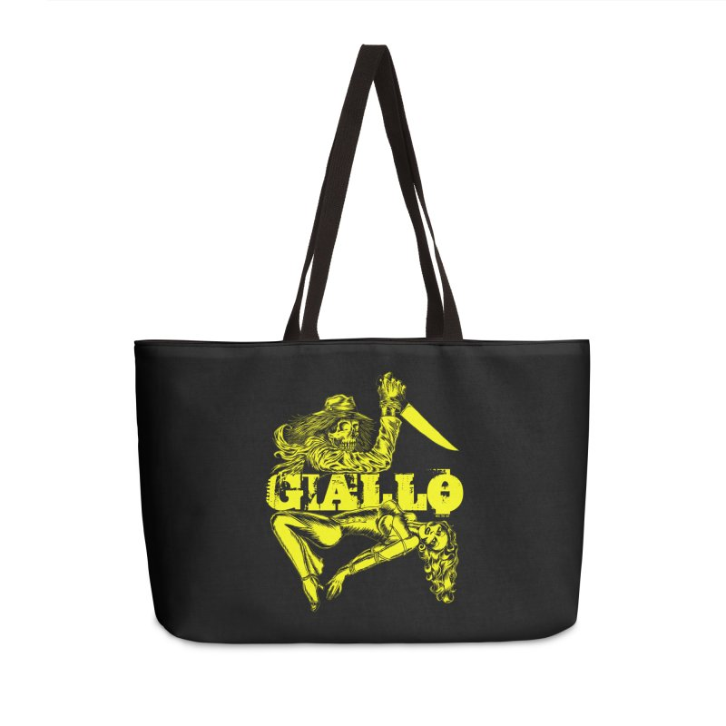 Giallo Accessories Bag by Nick the Hat