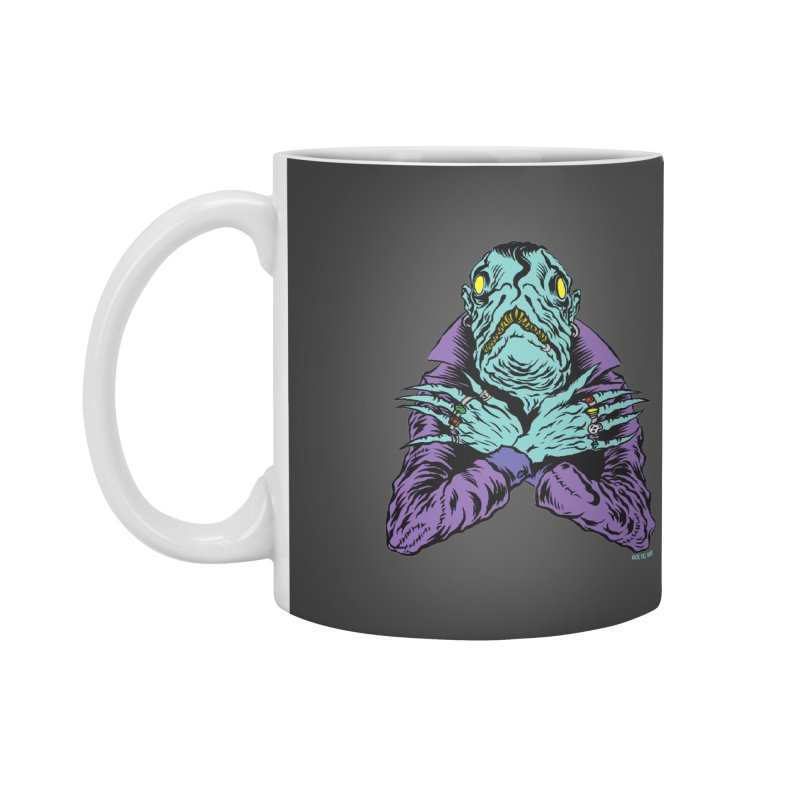 Innsmouth Goth Accessories Mug by Nick the Hat