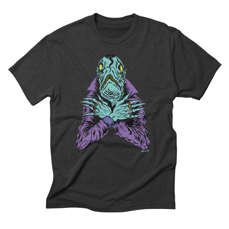 Innsmouth Goth Men's T-Shirt by Nick the Hat