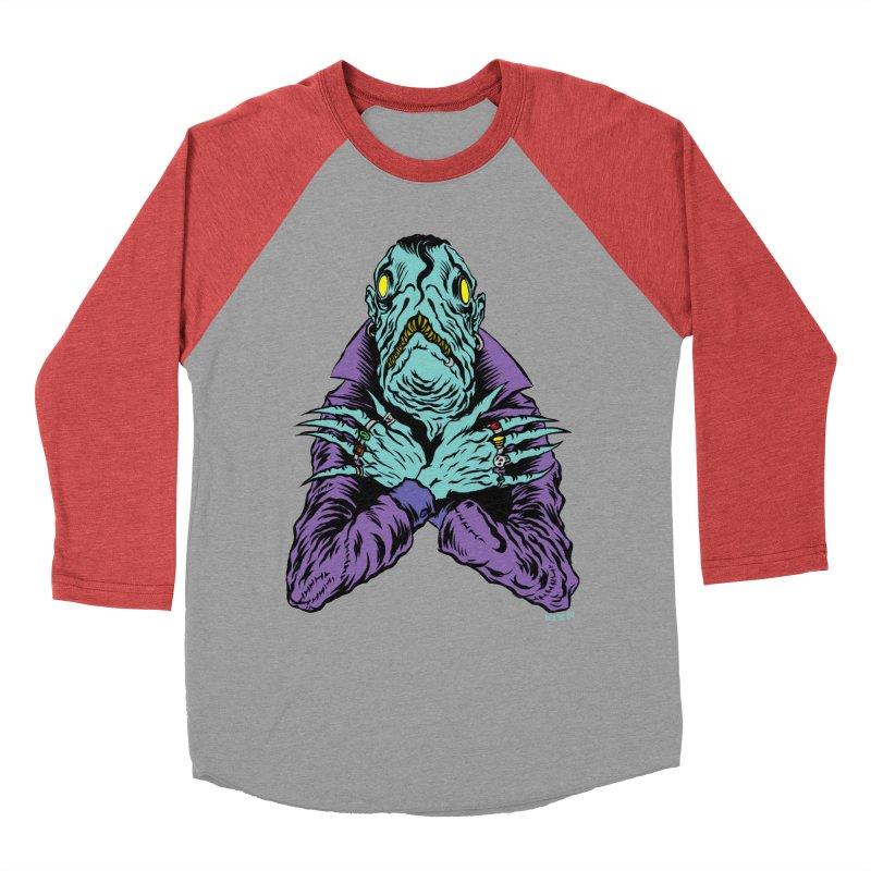 Innsmouth Goth Men's Longsleeve T-Shirt by Nick the Hat