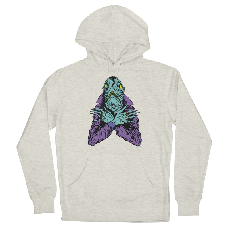 Innsmouth Goth Women's Pullover Hoody by Nick the Hat