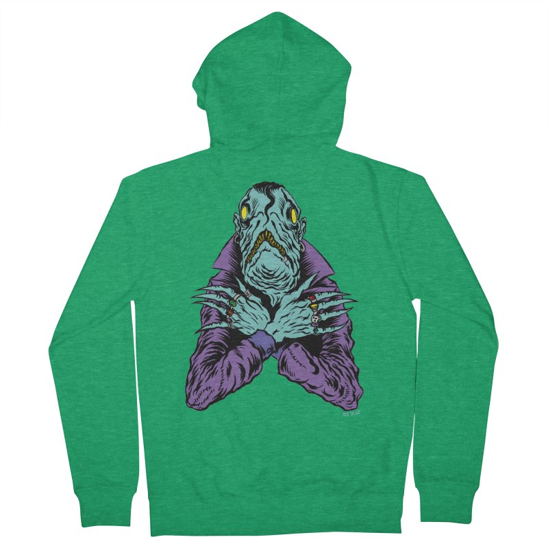 Innsmouth Goth Women's Zip-Up Hoody by Nick the Hat